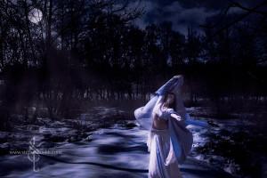 La danzatrice della Luna