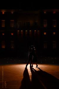 Un tango di notte
