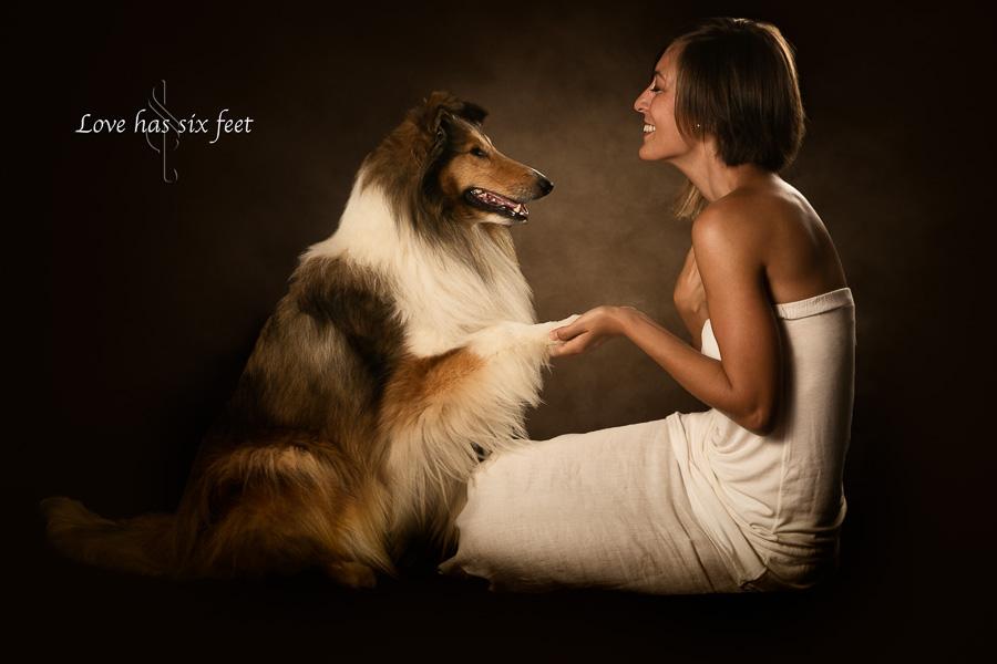 Love has six feets