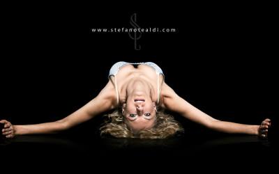 Un'altra foto per il ballerina project