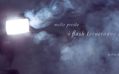 Dietro le tendine #14 – I flash torneranno a fumare