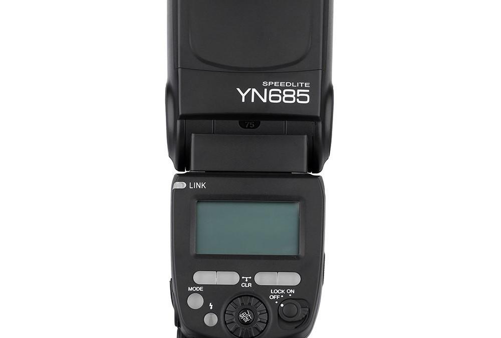 Yongnuo YN-685 video recensione