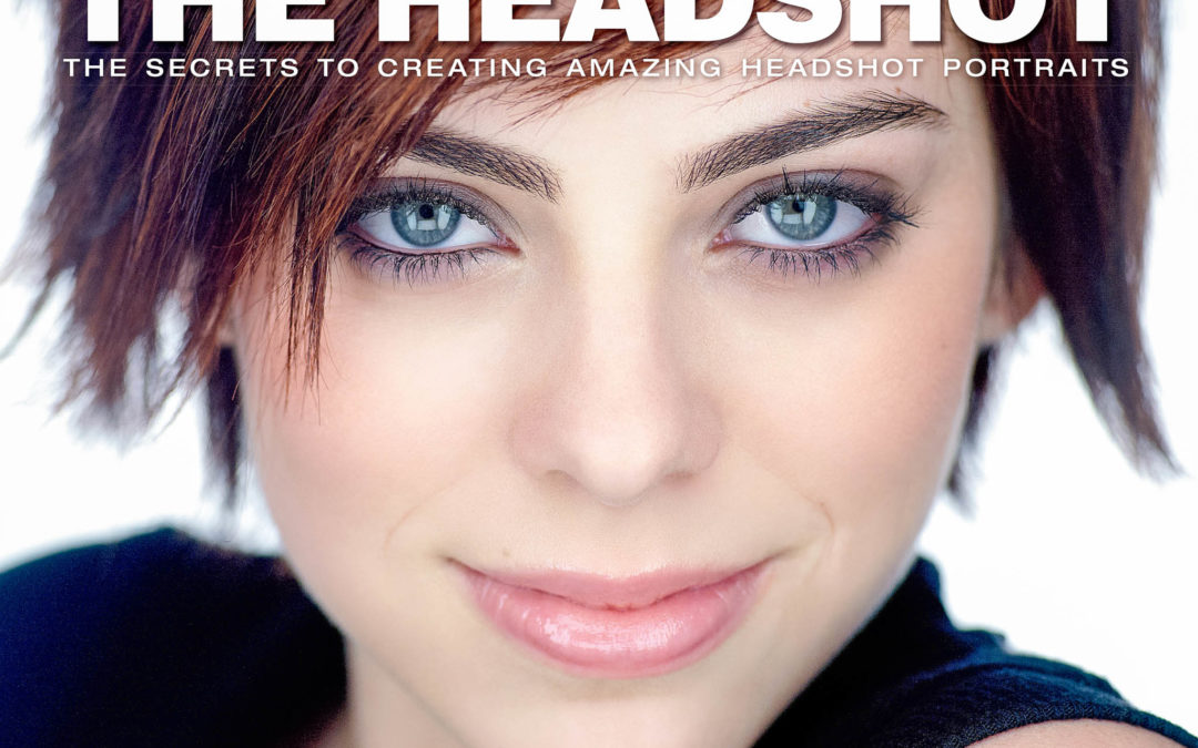 Recensione libro: The Headshot, the secrets to creating amazing headshot portraits (P. Hurley)