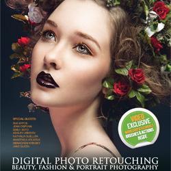 Digital Photo Retouching: Beauty, fashion & portrait photography