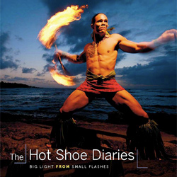 The hot shoes diaries