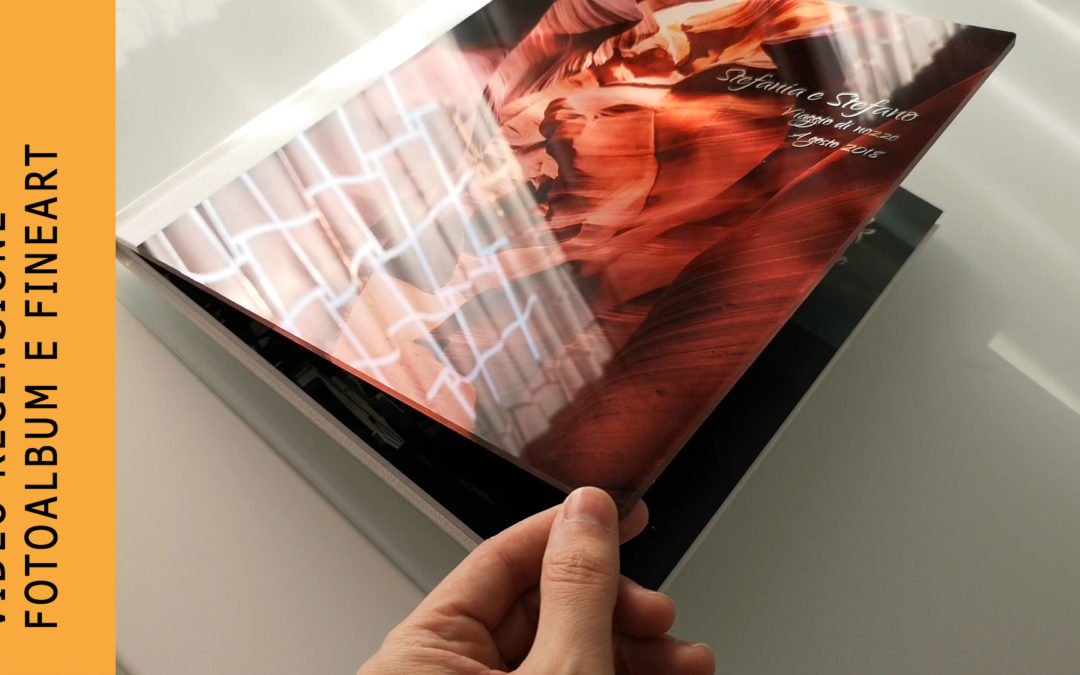 Video Recensione – Fotoalbum e stampa Fineart