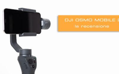 DJI Osmo Mobile 2 – videorecensione