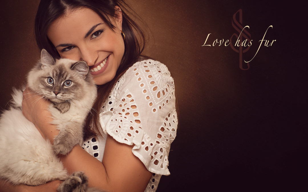 Love has fur
