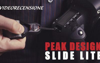 Recensione Peak Design Slite Lite