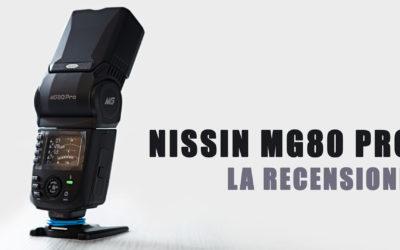Recensione Nissin MG80 PRO