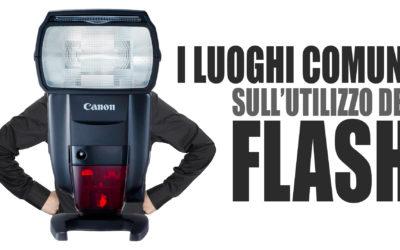 I luoghi comuni sull'utilizzo del flash