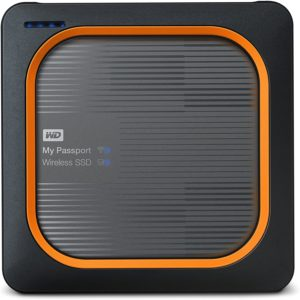 wd mypassport wireless ssd