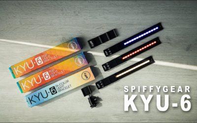 Spiffygear KYU-6 – Mini-recensione