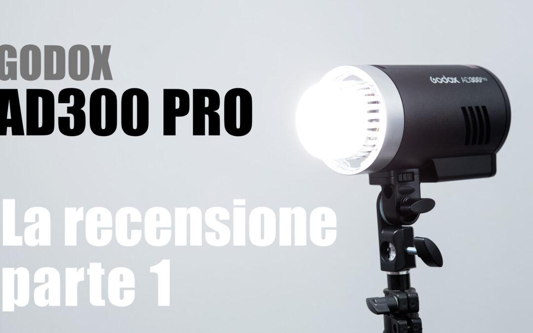 Godox AD300 Pro – Recensione (parte 1)