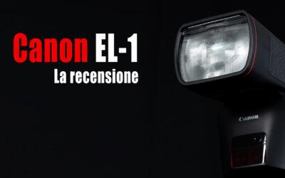 Flash Canon EL-1 – La recensione