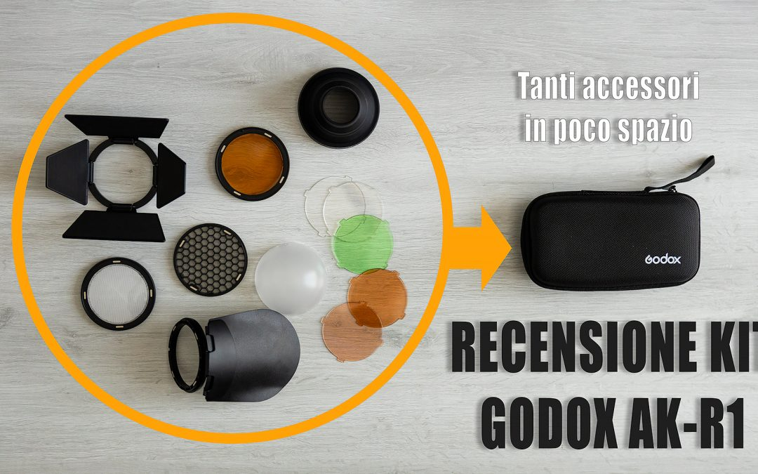 Kit Godox AK-R1  – La recensione