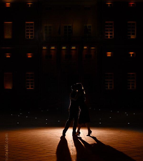 Un tango nella notte
